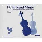 I Can Read Music - Volume 1