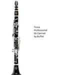 Buffet Crampon Tosca Professional Eb Clarinet