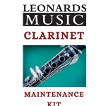 Student Maintenance Kit - Clarinet