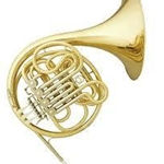 Hans Hoyer F/Bb Double French Horn - String Linkage