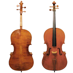 Dall'Abaco Montagnana Model Cello