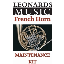 Maintenance Kit - French Horn