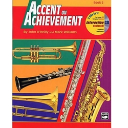Accent on Achievement - Book 2